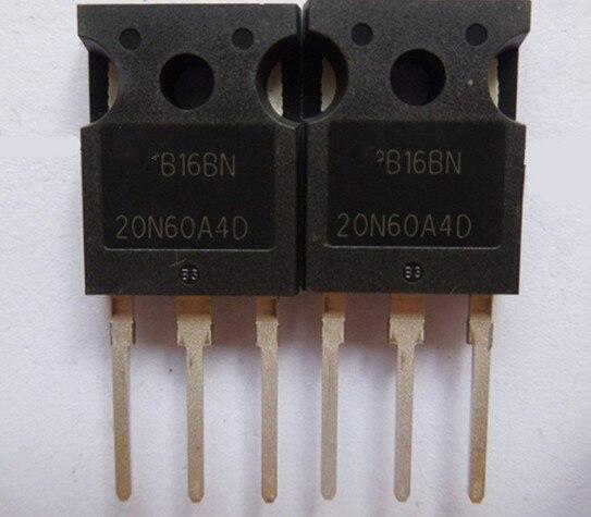 Free shipping 10PCS/LOT 20N60A4D G20N60A4D TO-247  best quality