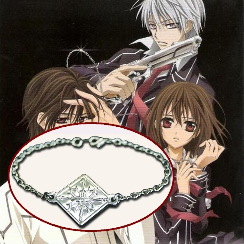Значок Athemis Vampire Knight KurosuKuran Yuki-подвеска, браслеты, аксессуары для косплея