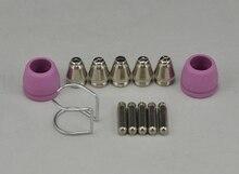 KIT de consumibles para soplete de corte por Plasma P60 WSD-60P 1,2mm 60 AMP Pilot ARC