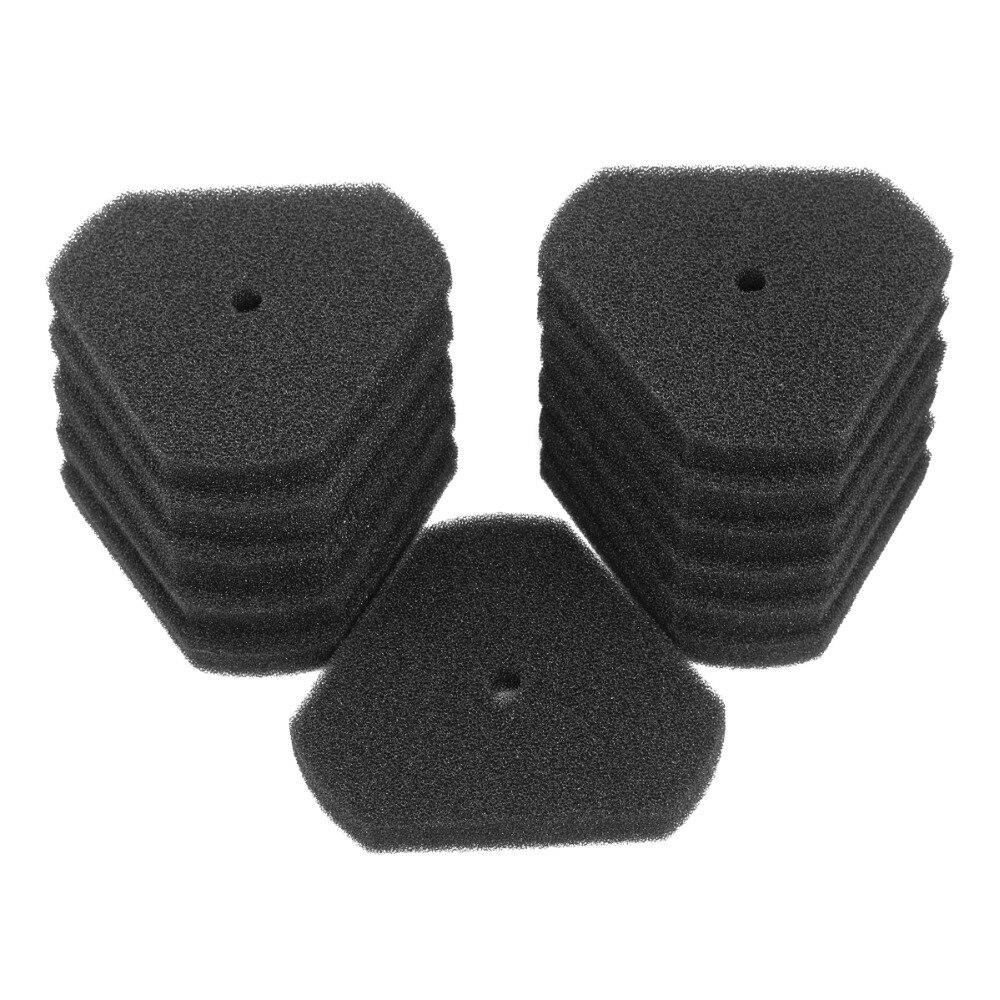 Filtre à mousse Compatible   Paquet de 12 filtres à mousse pour Oase bathskim CWS et 50 étang écumeur
