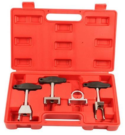 Alta calidad 1 juego/4 piezas herramienta removedor de bobina de encendido conjunto de bujías de encendido herramientas de bujía de motor Herramientas de automoción Herramientas manuales de coche