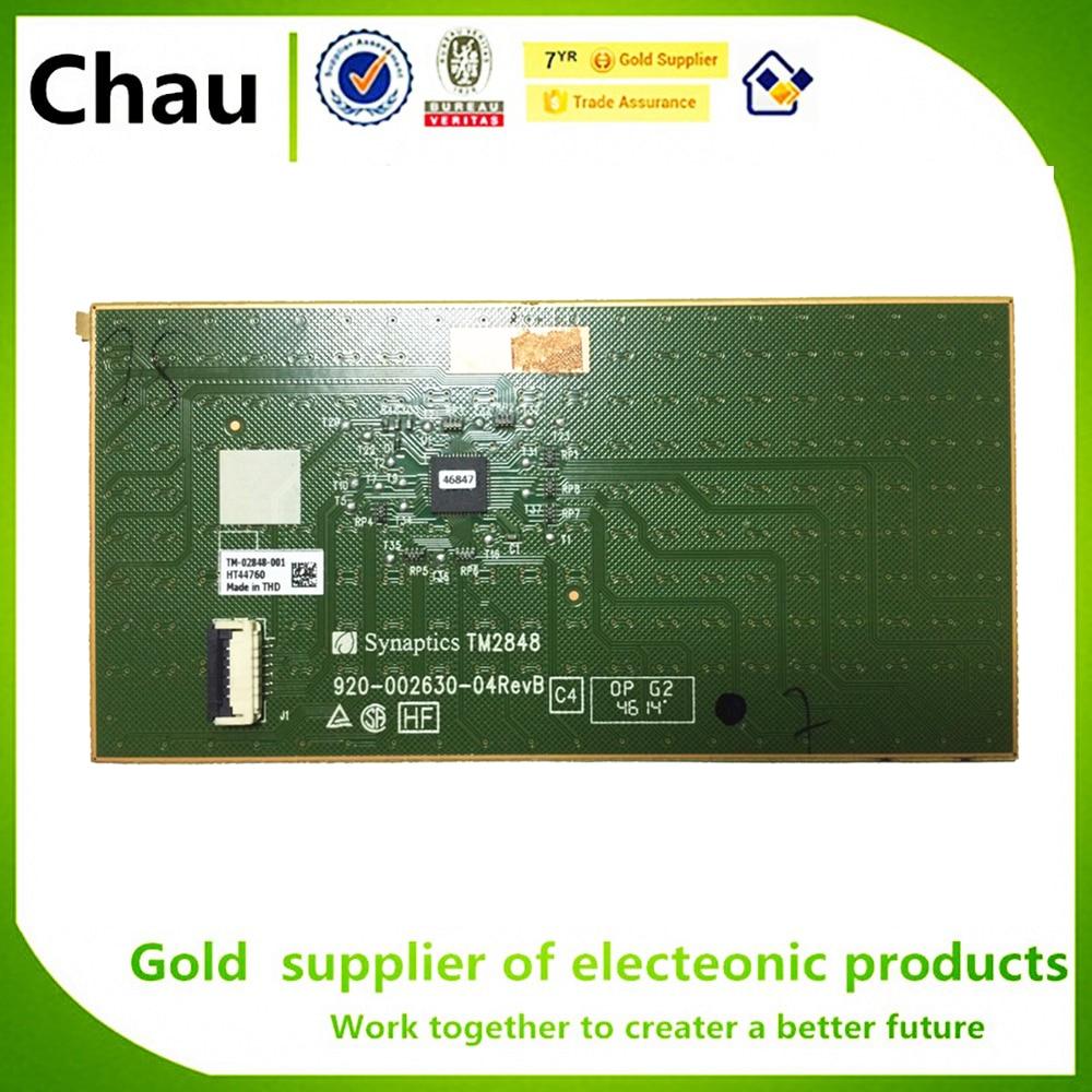 CHAU Neue original Für Lenovo G50-45 G50-70 G50-80 G70-70 B50-70 Touchpad maus taste bord 920-002630-04 TM2848 920-002630-04RE