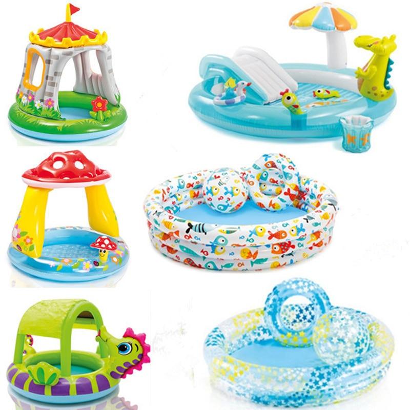 Piscina inflable para bebé, Flotador para niños, Colchonetas, Piscina inflable para bebé