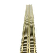 1Pc/2Pcs/5Pcs Model Trein 187 Railroad Tracks Flexibele Rail Met Sleeper Ho Schaal 50Cm HP17HO