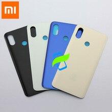 Xiaomi Mi8 Mi 8 Back Battery Cover Back Housing 3D Glass Cover Case For XIAOMI Mi 8 Rear Door Back C