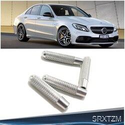 SRXTZM для Mercedes Benz Cla Gla C E Glc Gle Glk Class W176 W205 W213 X253 W166 W212 замок для двери ручка с болтом Кнопка накладка