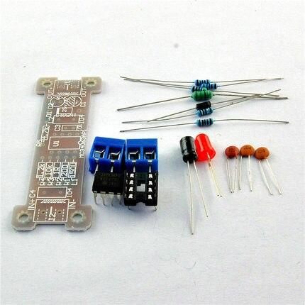 Power module 5 V lift 12 V l/c MC34063 modul DIY elektronische produktion kit IC