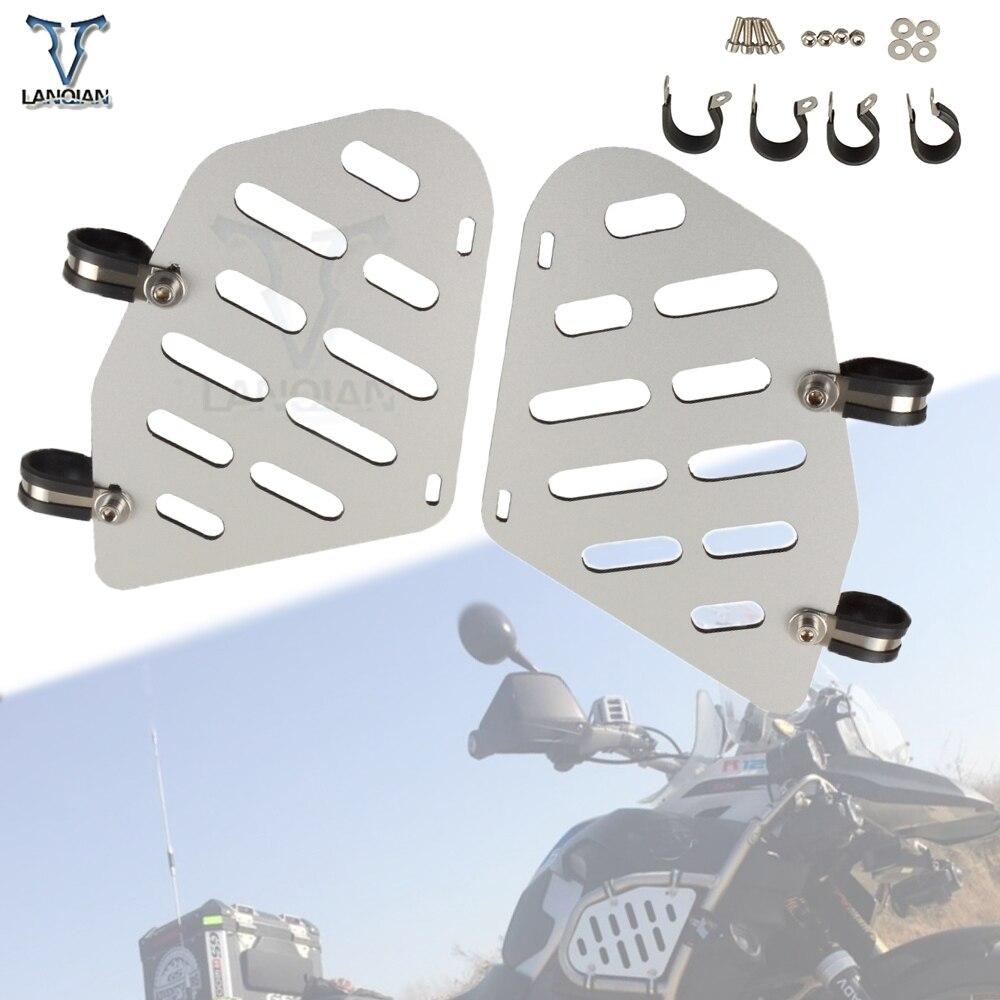Accesorios de motocicleta cubierta protectora de tanque de motocicleta para BMW R1200GS Adv 90 años ABS 2013 R1200 R 1200 GS