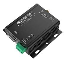 Qualité haute puissance omnidirectionnelle basse fréquence 1km sans fil émetteur et récepteur antenne Rf 433mhz Module