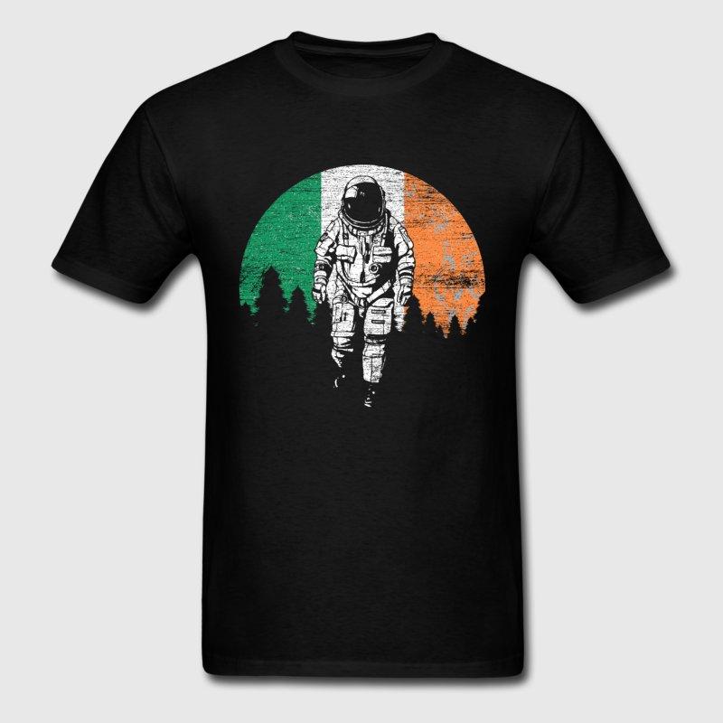 Camiseta de Fitness para hombre Pop Camiseta de Irlanda Camiseta 2018 luz solar Camiseta 0% algodón arrugado