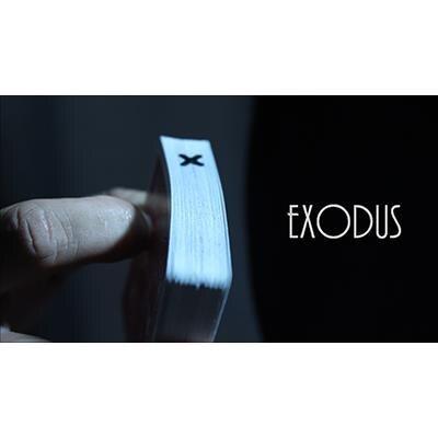 Exodus by Arnel Renegado Magic tricks