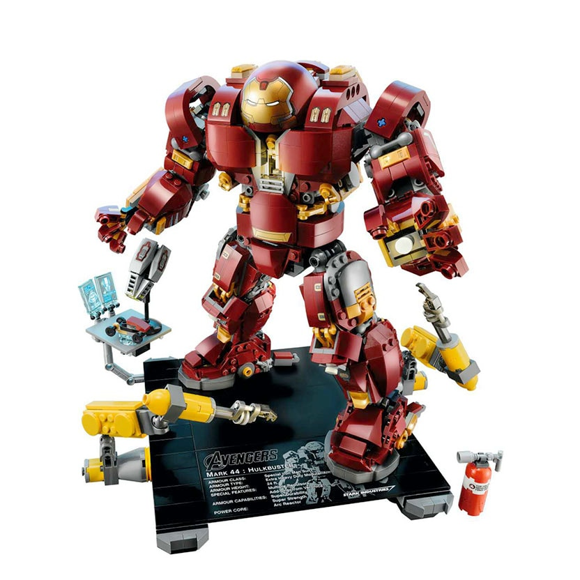 Compatible 76105 Model Building Blocks Boys Birthday Gifts Children Toys jx0001 bela 10833 07107