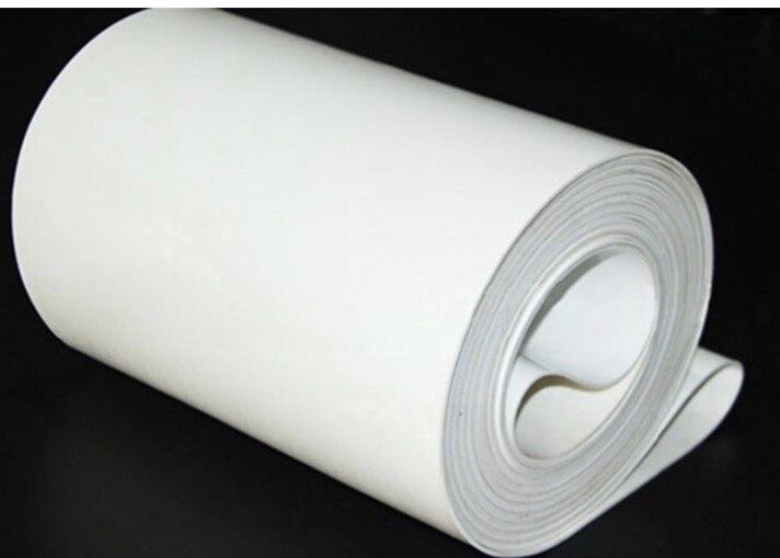 1580mm * 320mm * 3mm (personalizado) cinta transportadora de transmisión blanca de cinta transportadora PVC Industrial