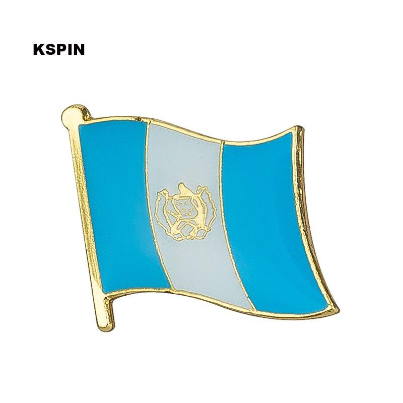 Значок в виде флага страны, значок с отворотом, 10 штук в брошь 20 шт. на лот, значки KS-0182