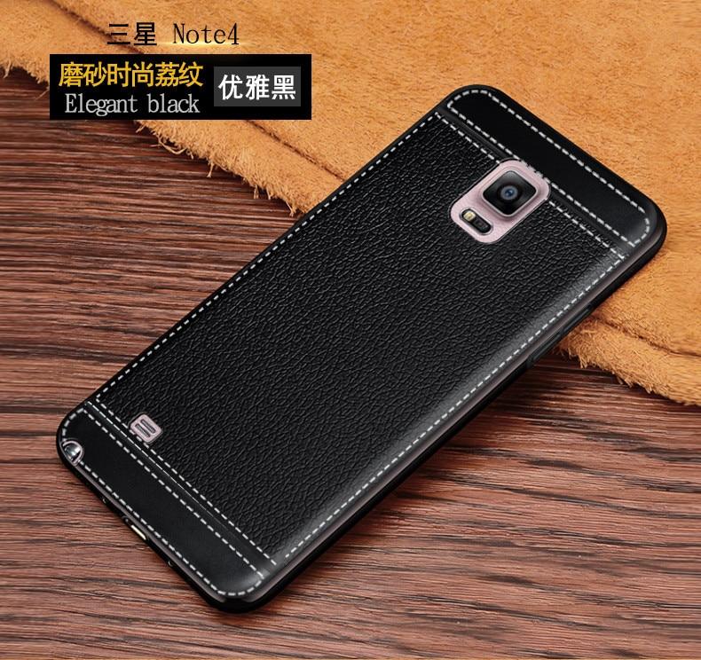 Caso para Samsung Galaxy Nota 4 Note4 SM-N910F SM-N910P SM-N910C SM-N910G N910u...