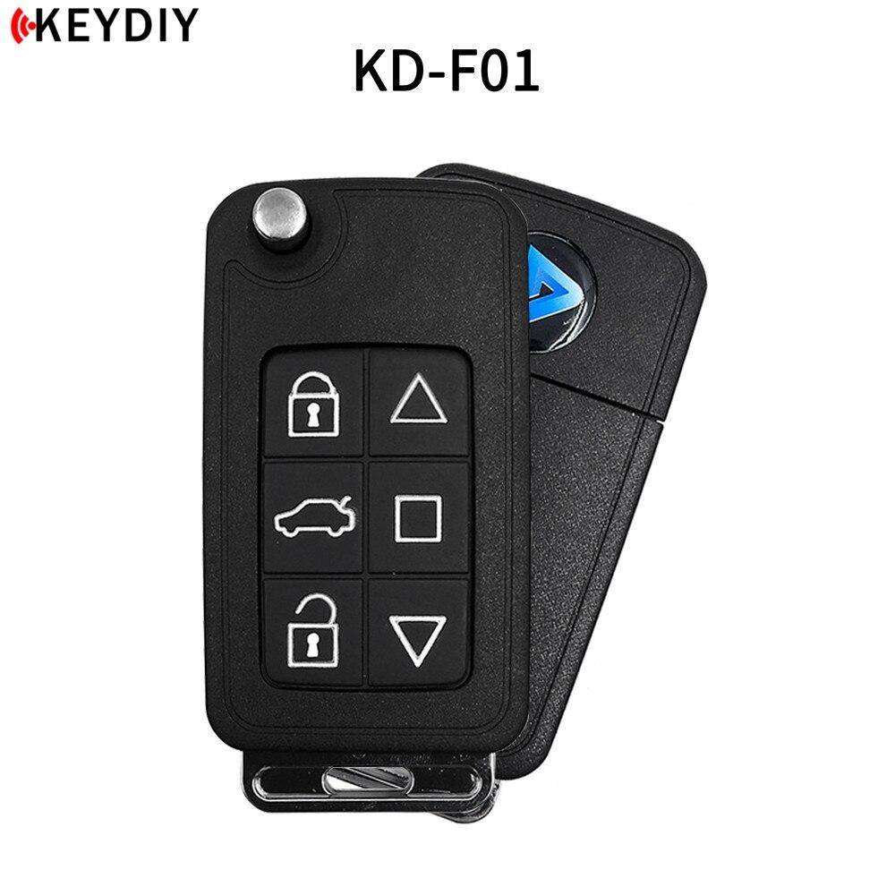 KEYDIY 5/6 przyciski KD900/URG200 KD klucz zdalny do drzwi pojazdu i garażu F01/F02