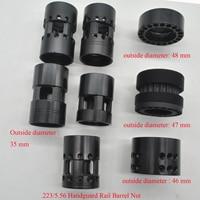 Aplus .223/5.56 Barrel Nut Of NSR Keymod / Quad Rail Handguard Free Shipping