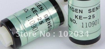 100% جديد KE25 الأكسجين الاستشعار KE-25 موصل