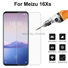 Tempered Glass For Meizu 16Xs Glass Screen Protector 2.5D Explosion proof Glass Cover For Meizu 16Xs