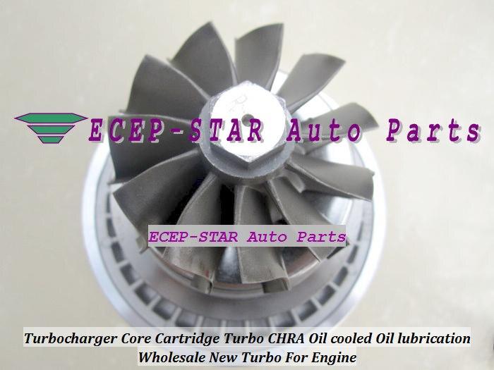 K24 53249707000 53249887000 034145703B 034145702 Cartucho Turbocharger CHRA Para Audi Coupe S2 S4 S6 200 1989-90 3B 2.2L 220HP