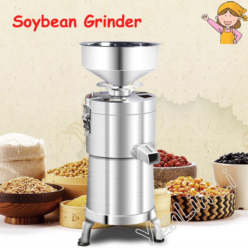 Commercial Soybean Milk Juicer Grain Grinder Blender Soy Milk Maker Grinding Machine Household Automatic Separated Grinder household juicer automatic blender juicer machine multi function meat grinder ice crusher power machine electric juice extractor