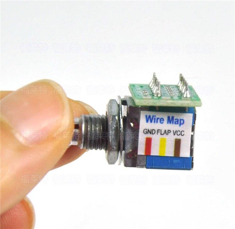 FrSky Taranis X9E 6 Posição Interruptor Pot Knob Substituição Parte