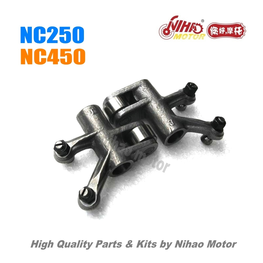 57 NC250 partes Válvula de brazo oscilante Motor ZONGSHEN NC RX3 ZS177MM (Nihao Motor) KAYO Motoland BSE Megelli Asiawing Xmoto