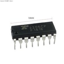 XR-2206 Waveform Generator Function Generator DIP-16 Single Chip Function Inline