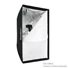 Godox 60x90cm Photo parapluie Rectangle Softbox diffuseur réflecteur pour Flash Flash de Studio