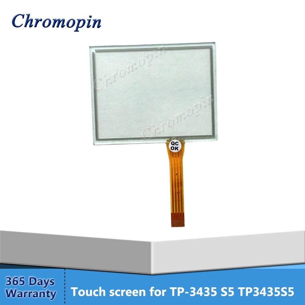 شاشة تعمل باللمس لوحة ل الموالية للوجه TP-3435S5 TP-3435 S5 TP3435S5 TP3435 S5 اللمس 3.8