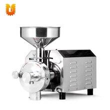 Broyeur de grains sans poussière de UDMF-2200/machine de moulin de grain de café/épice dacier inoxydable