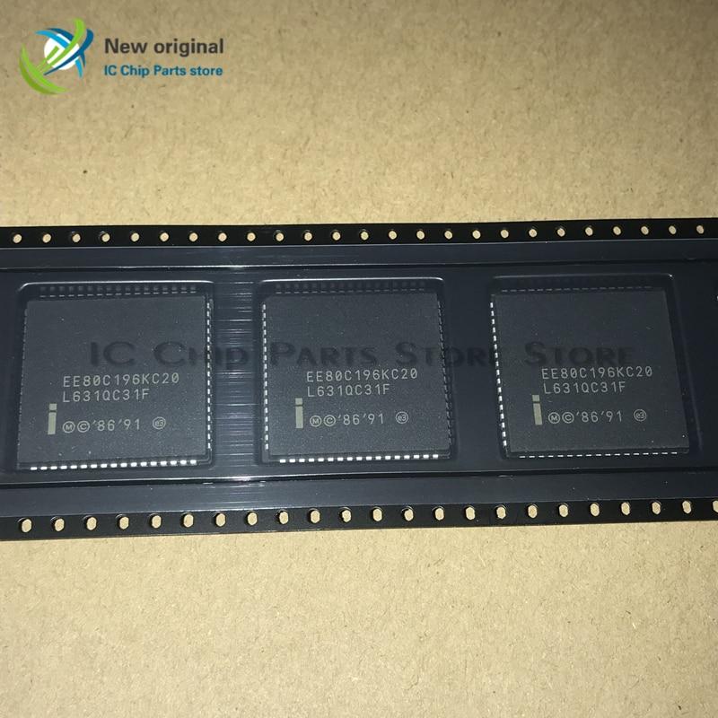2/PCS EE80C196KC20 80C196 PLCC68 Integrated IC Chip New original