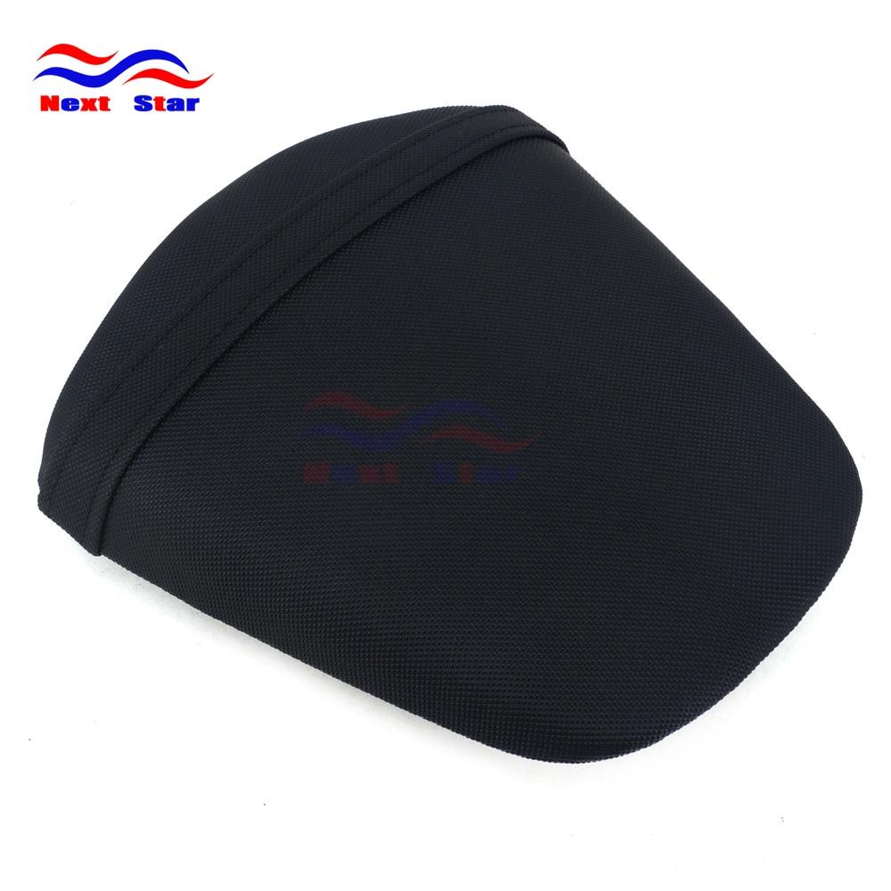 Motorcycle Seat Leather Passenger Rear Seat Pillon Cover For SUZUKI GSXR600 GSXR750 2011-2016 11 12 13 14 15 16 New Street Bike