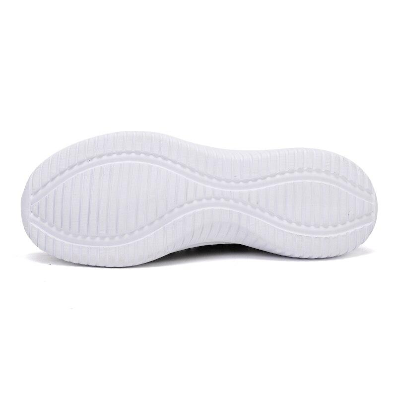 Купить с кэшбэком 2019 New Mesh Men Casual Shoes Lac-up Lightweight Comfortable Breathable Walking Sneakers Tenis Feminino Zapatos Big size 39-48