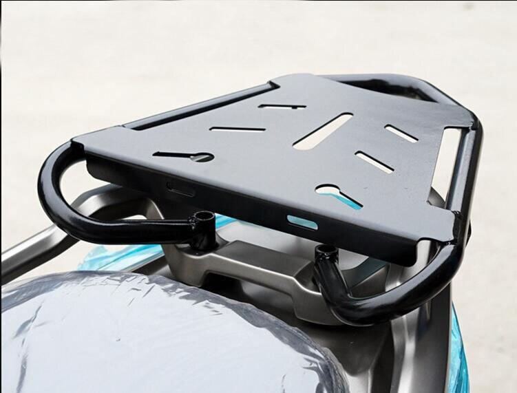 KYMCO Xciting400 sac de selle arrière   Boîte de porte-bagage pour moto