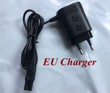Prise 100-240V USB adaptateur de chargeur ue remplacer la charge de tête pour rasoir philips rq10 rq11 rq12 rq32 s7000 s5000 s9000 hq8 hq9