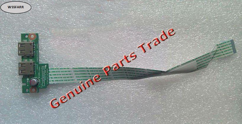 Original Genuine PARA HP Série Board Com Cabo USB e Shuttle 010194F00-575-G 15-d