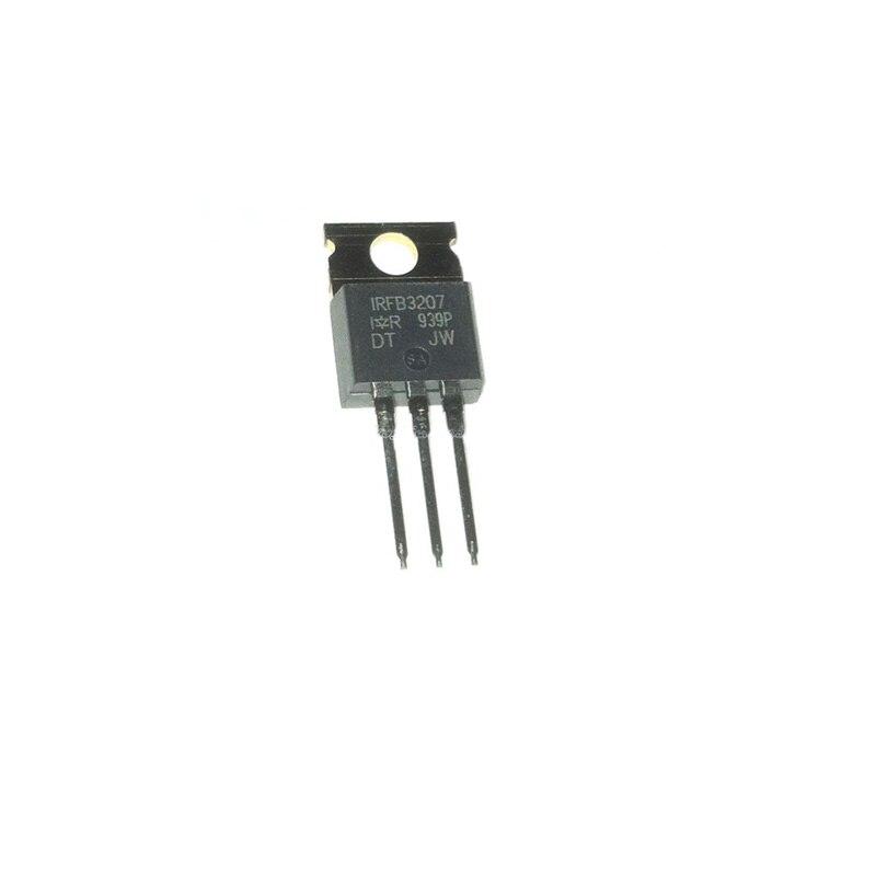 3 sztuk/partia IRFB3207PBF polowy tranzystor MOSFET N 75 V-220
