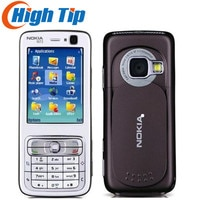 Refurbished N73 Original Nokia N73 GSM 3G  FM MP3 Bluetooth 3.15MP Unlocked Mobile Phone Free Shipping One In Stock!!!