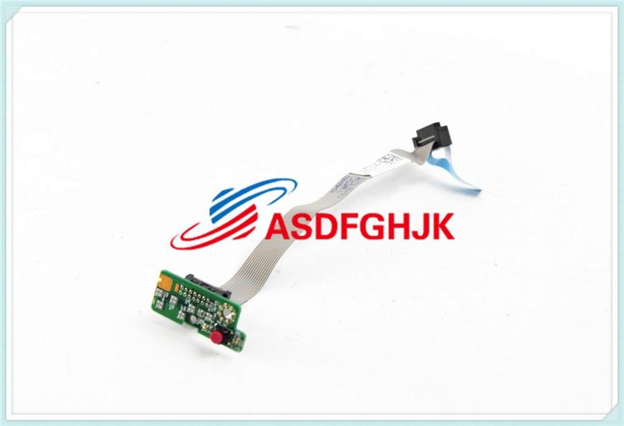 Dell Optiplex 770, 780, 990, 7010, 9010, 9020 USFF LED Power Button Board W Cable 0VYR4N K600M 89P8D 02W1T9 100% bien probado