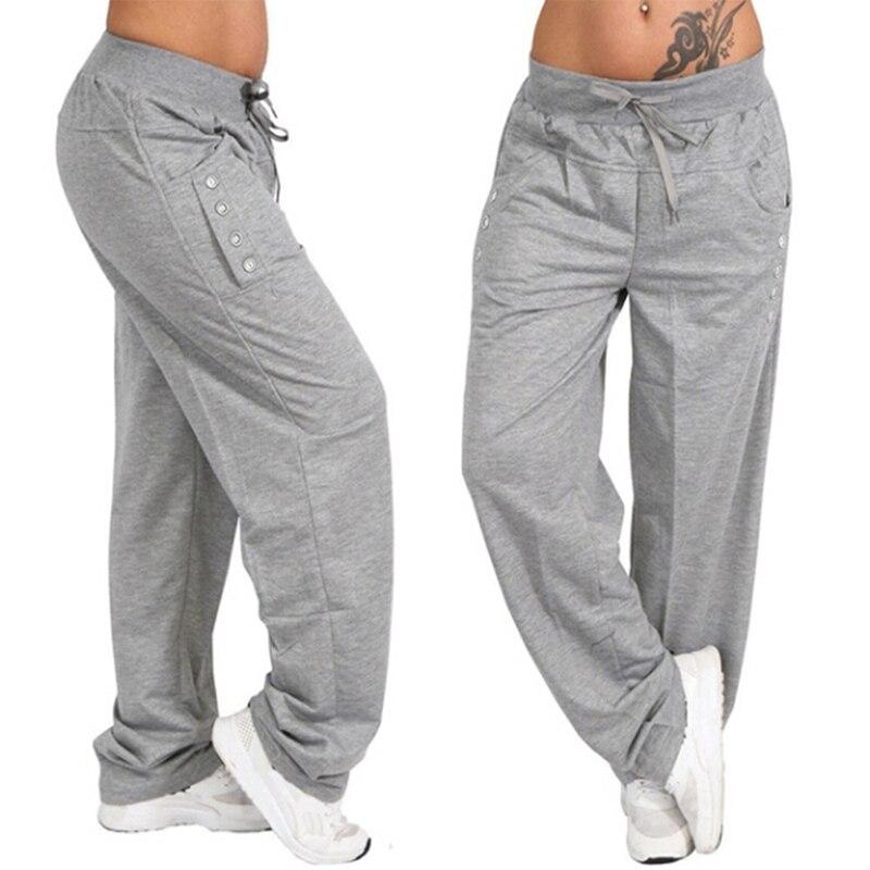 Pantalones bombachos Bigsweety para hombre, tallas grandes, Hip Hop, Harem, pantalones de hombre, pantalones de Fitness, pantalones de bolsillo sólidos para hombre, pantalones de chándal