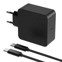 65 W 20 V 3.25A EU Wand PD Ladegerät USB Typ C Power Laptop Adapter für Macbook Pro 12 13 zoll 45 W für ASUS DELL XPS Xiaomi Luft