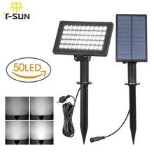 T-SUNRISE Solar Lamp Outdoor lighting Solar Garden Light Spotlight Waterproof IP44 Solar Powered Lighting for Tree, Patio, Yard