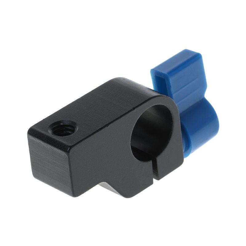 Удилище зажим Стенд адаптер 15 мм 1/4 женский винтовой резьбой Поддержка Rail Системы рука монитор фотостудия штатив свет Камера стенд Mo
