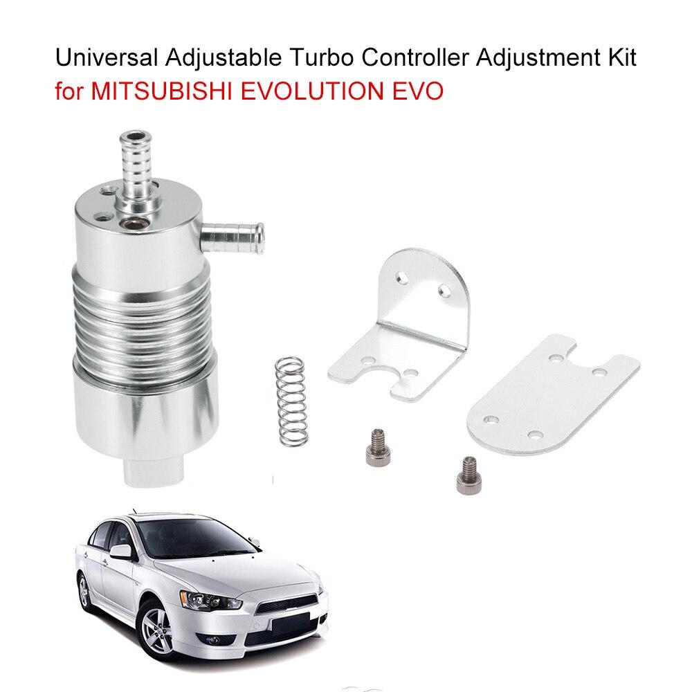 Kit de ajuste de controlador Turbo ajustable Universal para MITSUBISHI evolución EVO 8 9 SUB ARU WRX QC