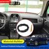 QCBXYYXH samochód stylizacji gumy Anti-poziom hałasu dźwiękoszczelne pyłoszczelna deska rozdzielcza samochodu taśmy uszczelniające dla Jeep Patriot 2009-2016