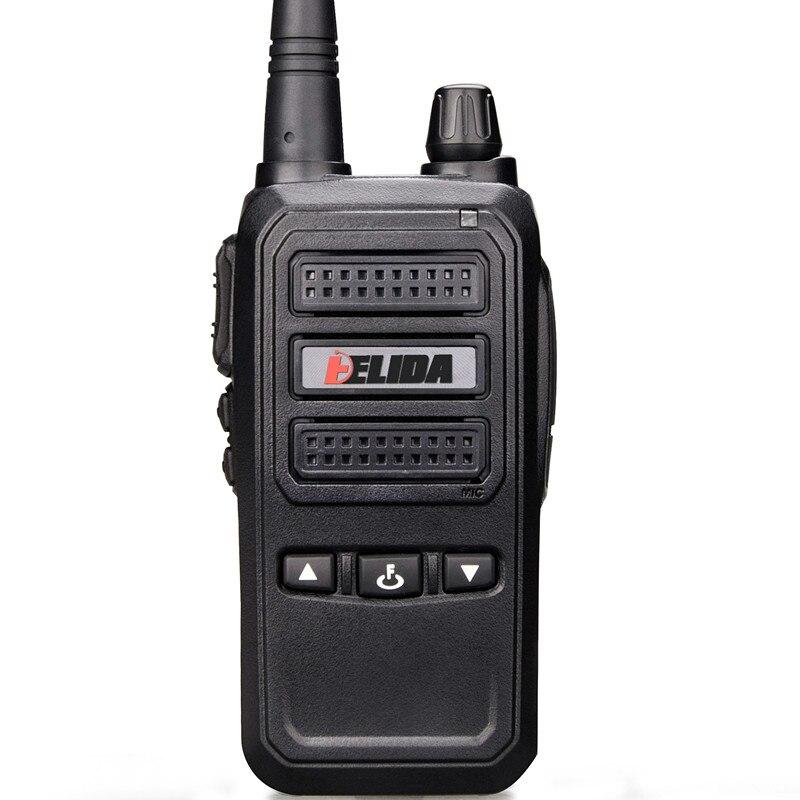 Super pojemność bateria wojskowa jakość 10W HELIDA T-989 model profesjonalny nadajnik fm radio walkie talkie