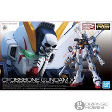OHS Bandai RG 31 1/144 Crossbone Gundam X1 ensemble de modèles de costume Mobile