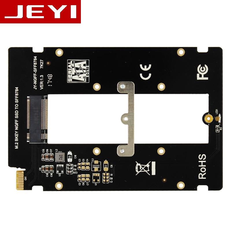 Ультратонкий жесткий диск JEYI, SATA Express NGFF TO SFF 8784, m. 2, карта 2,5, 5 мм, SATA3, WD5000MPCK, SSD, не поддерживает NVMe U2, MSATA