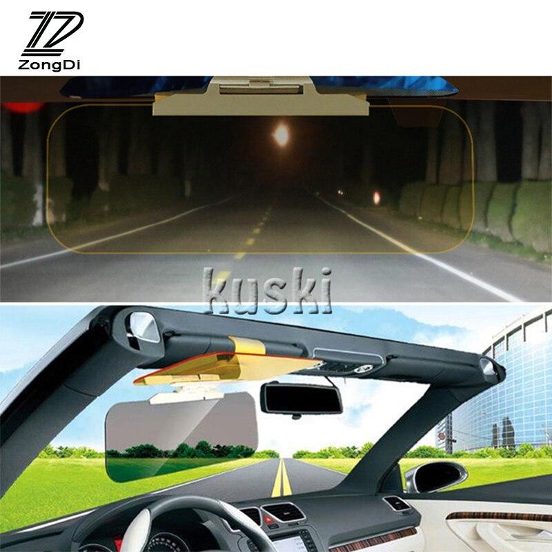 ZD 1X parasol para coche gafas para Toyota c-hr Kia sportage Peugeot 3008 Honda civic Hyundai tucson 2017 accesorios 2017